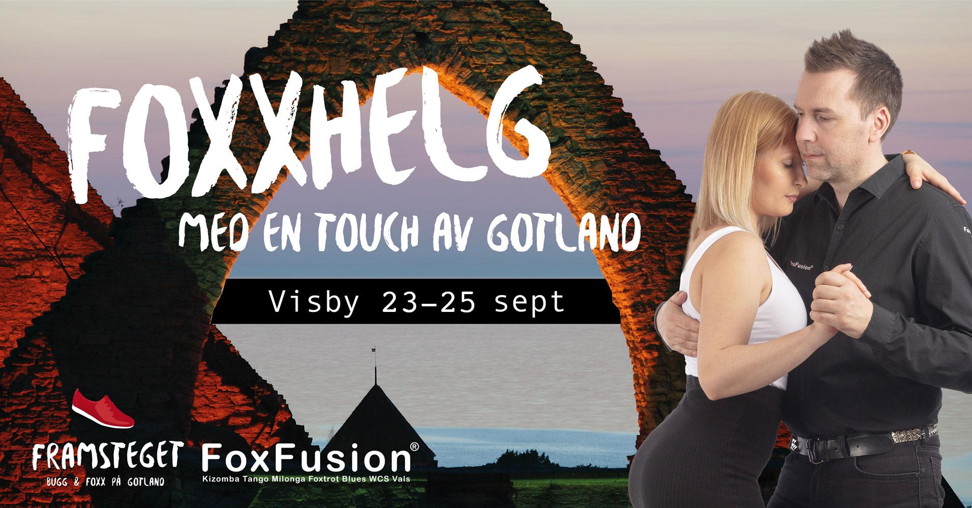 Foxhelg - Med en touch av Gotland